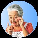 Люди старшего возраста